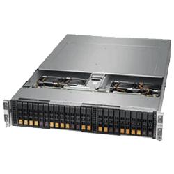 Supermicro BigTwin 2U Rackmount SYS-2028BT-HNC0R+