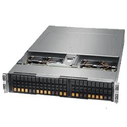 Supermicro BigTwin 2U Rackmount SYS-2028BT-HNC1R+