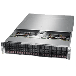 Supermicro BigTwin 2U Rackmount SYS-2028BT-HTR+