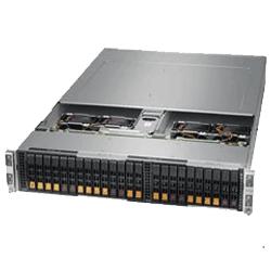 Supermicro BigTwin 2U Rackmount SYS-2029BT-HNC0R