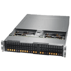 Supermicro BigTwin 2U Rackmount SYS-2029BT-HNTR