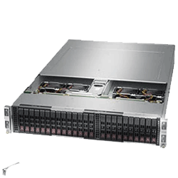 Supermicro BigTwin 2U Rackmount SYS-2029BT-HTR