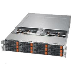 Supermicro BigTwin 2U Rackmount SYS-6028BT-HNC0R+