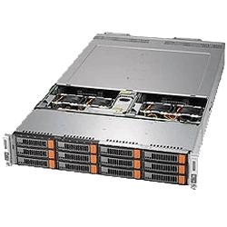 Supermicro BigTwin 2U Rackmount SYS-6029BT-DNC0R