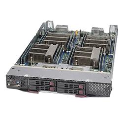 Supermicro Quad 4 Socket Blade Server SBI-7147R-S4F