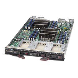 Supermicro DataCenter Blade Server SBI-7428R-C3N