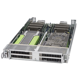 Supermicro GPU Blade Server SBI-7128RG-X