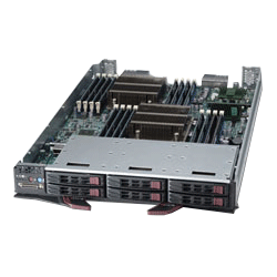 Supermicro Intel Xeon Storage Blade Server SBI-7127R-S6