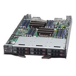 Supermicro Intel Xeon Storage Blade Server SBI-7128R-C6N