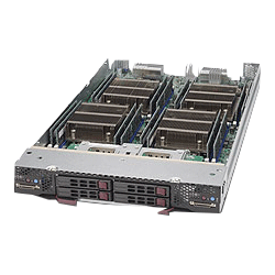 Supermicro Twin Blade Server LGA 2011 SBI-7228R-T2X