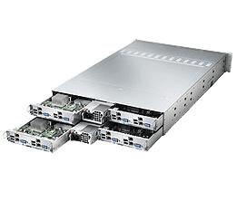2U Twin Atom Server  2015TA-HTRF