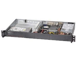 Supermicro Embedded Atom 5017A-EP