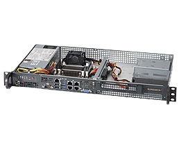Supermicro Embedded Atom 5018A-FTN4