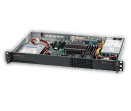 Supermicro Embedded Chassis SC510L-200B