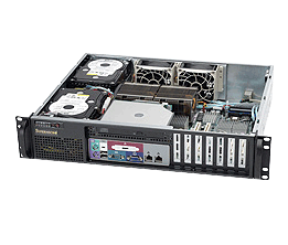 Supermicro Embedded Chassis SC523L-520B