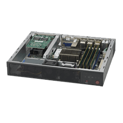 Supermicro Embedded Chassis SC101S