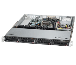 Supermicro Embedded 5018A-MHN4