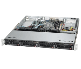 Supermicro Embedded 5018A-MLHN4