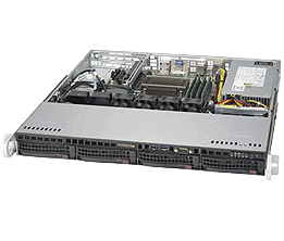 Supermicro Embedded 5019S-M2