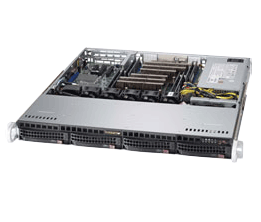 Supermicro Embedded 6017R-MTLF