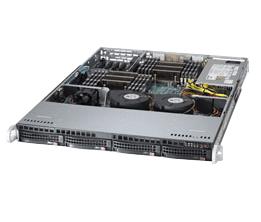 Supermicro Embedded 6017R-TDF+