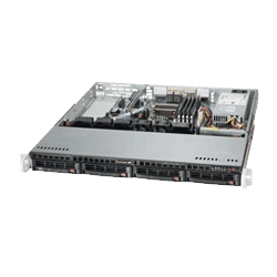 Supermicro Embedded Superserver SYS-5018A-MLHN4