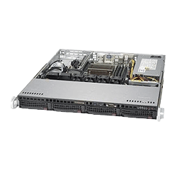 Supermicro Embedded Superserver SYS-5019S-M2
