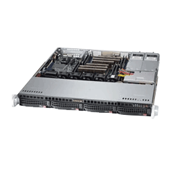 Supermicro Embedded Superserver SYS-6017R-M7UF