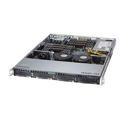 Supermicro Embedded Superserver SYS-6017R-TDF+