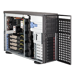 Supermicro Dual AMD Opteron SuperServer AS-4021GA-62R+F