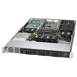 Supermicro GPU Server Solution SYS-1018GR-T
