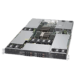 Supermicro GPU Server Solution SYS-1028GR-TR