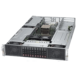 Supermicro GPU Server Solution SYS-2028GR-TR