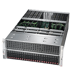 Supermicro GPU Server Solution SYS-4027GR-TR