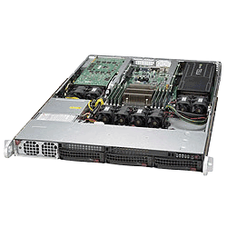 Supermicro GPU Server Solution SYS-5018GR-T