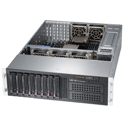 Supermicro GPU Server Solution SYS-6037R-72RFT+