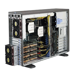 Supermicro GPU Server Solution SYS-7047GR-TPRF