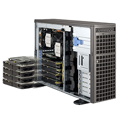 Supermicro GPU Server Solution SYS-7047GR-TRF
