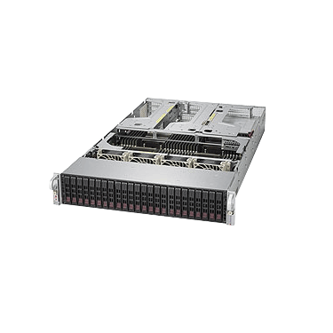 Supermicro MP SuperServers SYS-2048U-RTR4