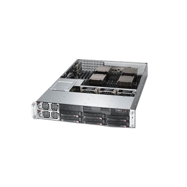 Supermicro MP SuperServers SYS-8027R-TRF+,SYS-8027R-7RFT+