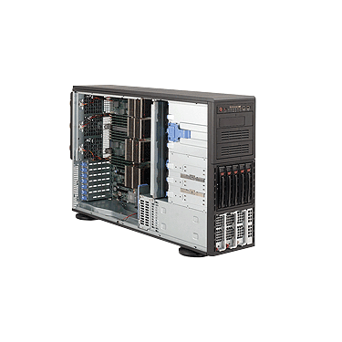 Supermicro MP SuperServers SYS-8046B-6RF,SYS-8046B-TRF