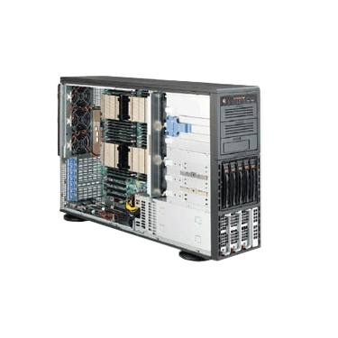 Supermicro MP SuperServers SYS-8047R-TRF+,SYS-8047R-7RFT+