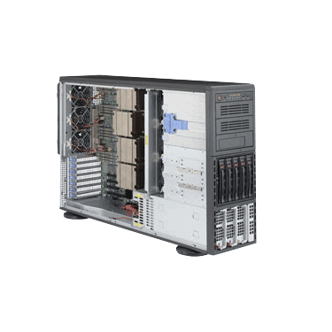 Supermicro MP SuperServers SYS-8048B-TR3F,SYS-8048B-C0R3FT