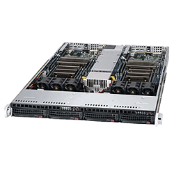 Supermicro 1U Rackmount Server Barebone SYS-6017TR-TQF
