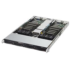 Supermicro 1U Rackmount Server Barebone SYS-6018TR-TF