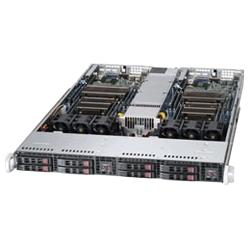 Supermicro 1U Rackmount Server Barebone SYS-1027TR-TQF