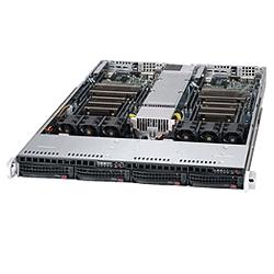 Supermicro 1U Rackmount Server Barebone SYS-6017TR-TFF