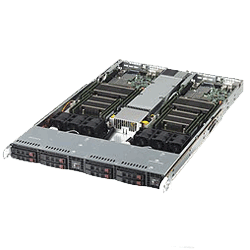 Supermicro 1U Twin Servers Solution