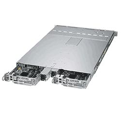 Supermicro 1U TwinPro SYS-1028TP-DC1R