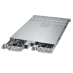 Supermicro 1U TwinPro SYS-1028TP-DTR